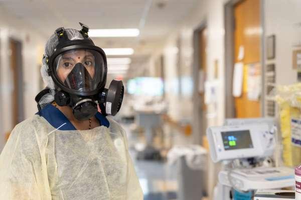 delirium in the hospital covid